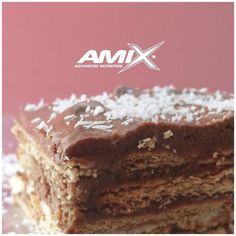 """506 Me gusta, 14 comentarios - AMIX Nutrition España (@amixesp) en Instagram: """"#RecetasAmix ➡ Tarta de galletas de la abuela saludable  Ingredientes: ✔ ▪1 paquete de galletas…"""""""