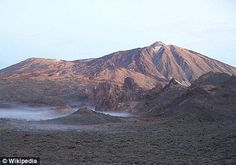 Las Canadas, Tenerife - by studying xenoliths in volcanic deposits UK scientists have shown that mixing of older, cooler magma with younger, hotter magma triggered large-scale eruptions that formed the Canadas caldera.