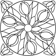 Mandala Coloring Pages on Mandala Coloring Page