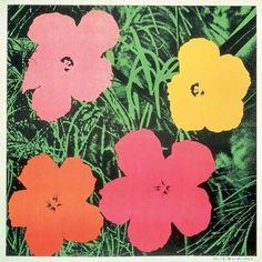 Flowers 1964 - Andy Warhol