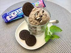 Leckeres Oreo Eis - Thermomix - Rezept von Thermiliscious Thermomix Icecream, Ice Cream, Pudding, Banana, Desserts, Food, Youtube, Oreo Ice Cream, Yummy Ice Cream