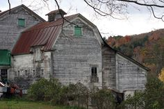 White River Division: Vermont Barns - Part Two