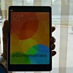 Xiaomi MiPad with 7.9-inch display announced in India for Rs. 12,999