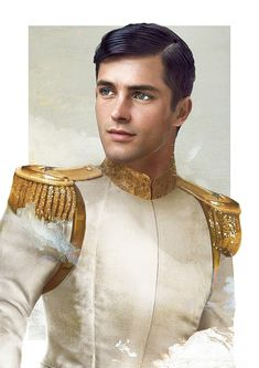 """Envisioning Disney Guys in """"Real Life"""" on Behance. Prince Charming from Cinderella"""