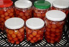 Legegyszerűbb cseresznyebefőtt eltevése Chana Masala, Food Storage, Preserves, Squash, Curry, Spices, Beans, Paleo, Sweets