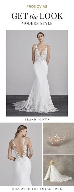White bride dresses. All brides think of finding the most appropriate wedding, however for this they require the perfect bridal wear, with the bridesmaid's outfits complimenting the brides dress. The following are a few ideas on wedding dresses.