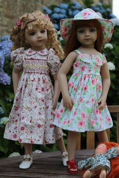 Savannah et Johanna