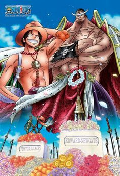 Ace - One Piece World One Piece Manga, One Piece Ex, One Piece Series, One Piece World, 0ne Piece, Zoro, Luffy X Nami, Pirate Images, Anime Triste