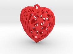 Blender + JewelCraft + Fluid Designer for Printing Cad Software, Heart Earrings, Artwork Prints, Personalized Jewelry, Create Your Own, 3d Printing, Objects, Jewelry Design, Jewellery
