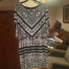 Style & Co Dress Worn 1x, no flaws, All items ship same or next day of purchase. All prices are negotiable! Style & Co Dresses