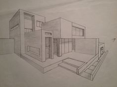A R T Architektur: Haus von The Effects of Damaging Black Mold What is black mold? Architecture Drawing Sketchbooks, Architecture Concept Drawings, Architecture Design, Perspective Drawing Lessons, Perspective Art, Perspective Building Drawing, House Design Drawing, Building Sketch, Still Life Drawing