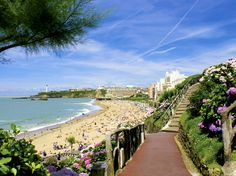 Biarritz, Basque France