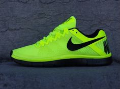 Nike Free Trainer 3.0 'Volt/Black'