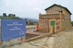 Cyprus - Cyprus Railway Museum