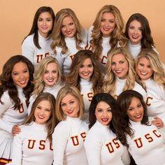 USC Song Girls 2014