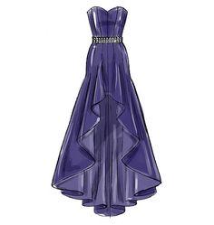 M6701 | Misses' Dresses | Evening/Prom | McCall's Patterns