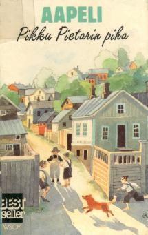 Pikku Pietarin piha | Kirjasampo.fi - kirjallisuuden kotisivu