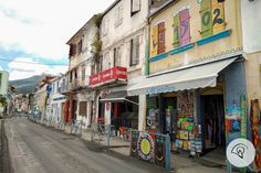 Saint Pierre - city of Art and History #city #Martinique