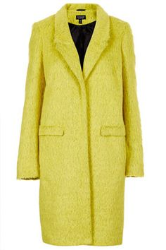 Fluffy Boyfriend Coat - Just ordered from Top Shop! Can't wait to wear it!!