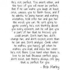 Bob Marley's one