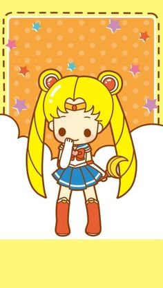 sailor moon wallpaper iPod or IPhone