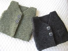 Bebeknits Simple French Style Toddler Body Warmer/Vest Knitting Pattern - Bebeknits Simple French Style Toddler Body by bebeknits on Etsy - Baby Sweater Knitting Pattern, Knit Vest Pattern, Baby Knitting Patterns, Knitting Stitches, Crochet Pattern, Style Français, French Style, Simple Style, Baby Pullover