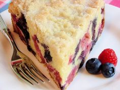 A Patriotic Red, White & Blue Buckle: Blueberry-Raspberry Buckle with Sugar Cookie Streusel This past weekend, The Big Lug and I went cherry picking. That is, cherry picking for tart cherries—Meteor cherries, in fact. Thirty minutes from where we live here in Indiana. It was bliss! Well, almost. But, I'll leave that little story for my next post and keep you guessing. Ha! As most of you know, I just adore cherries—especially sour or tart cherries. And, since last year was a cherry ...