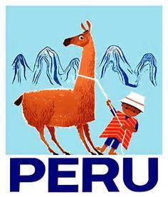Image result for peruvian artwork llam