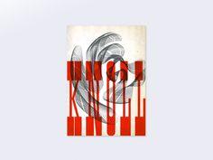 Display | Knoll Invitation Herbert Matter | Collection