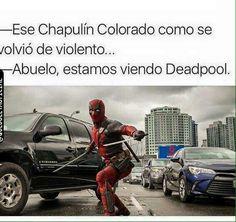 """Deadpool está en clan """"No contaban con mi astucia"""""""