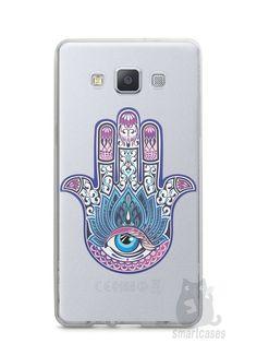 Capa Samsung A5 Mão de Hamsá #1 - SmartCases - Acessórios para celulares e tablets :)