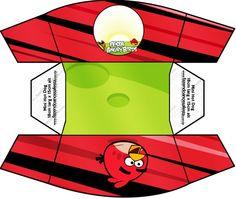 Mini Cachorro-quente Angry Birds
