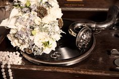 Gallery | Miss Wedding Design design vintage anni 20, brook cristal swarovshi