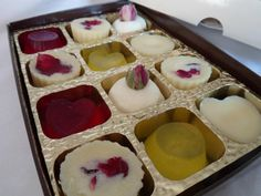 Deluxe Bath Delights  Bath Melts, Bath Truffles, Mini Soaps and Cocoa Butter Bars    www.mothersdaughters.co.uk