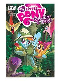 My little pony Friendship is Magic issue 6