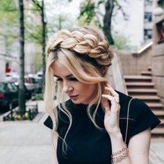 Total plait inspo! heart #hair #inspo #plait #hairinspiration #hairfashion #hairtrend #hairofinstagram