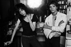 Patti Smith & Robert Maplethorpe  The Bowery Boys: New York City History: History in the Making: Ain't It Strange Edition