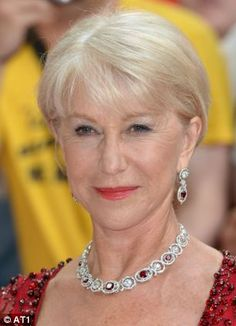 Helen Mirren...... my new do!!!!