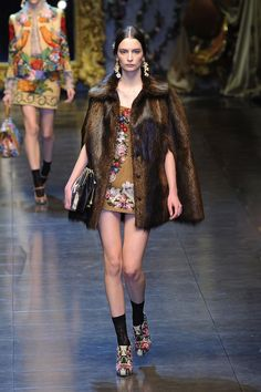 love... dolce & gabbana fall2012