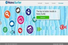 NanoSurfer Ads sont une infection adware destructeur qui kidnappe activement navigateurs