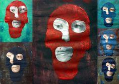 les petites têtes de l'art: Portraits troublants