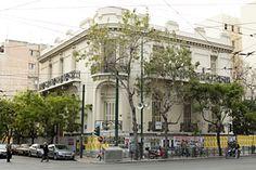 Designed by Alexandros Nikoloudis Bauhaus, Old Greek, Best Sites, Greece, Street View, Architecture, Live, Modern, Image