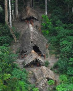 unknown indigenous tribe located in the Amazon rainforest. They are one of the last unknown tribes. They want to be left alone! Due to deforestation in the rainforest, these poor people may lose everything they have.