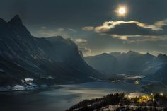 Full moon... by Ola Loe on 500px