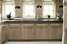 Keukens gemaakt door Koak Design met ikea kasten. | landelijke boerderij keuken Door KoakDesign