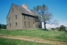 Choate House - Essex, MA  250 years old