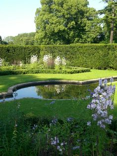 Across the rill, Stanhoe Hall, Norfolk, England, Richard Miers Garden Design | Remodelista Architect / Designer Directory