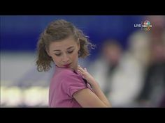 Laurine LECAVELIER - 2017 European Championships - FS (B.ESP) - YouTube
