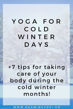 Vinyasa Yoga for Cold Winter Days Yoga Sequences, Yoga Poses, Yoga For Beginners, Beginner Yoga, Yoga For Colds, Core Work, How To Start Yoga, Take Care Of Your Body, Yoga At Home