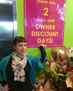 Jessica wants you to know that there are just 2 days until Owner Discount Days when owners get 10% off one shop and everyone gets great Daily Deals like... Sat Feb. 17: Ford Farm Coastal British Cheddar $6/lb (reg. $13.99/lb)  Sun Feb. 18: @luciniitalia Organic Pasta Sauce 2 for $10 (reg. $8.99 each)  Mon Feb. 19: Organic Heirloom Navel Oranges $0.99/lb (reg. $$1.99/lb)  Tues Feb. 20 @equalexchange Bulk Unroasted Cashews $9/lb (reg. $16.99)  And more!  #capitolhillseattle #gocoop…
